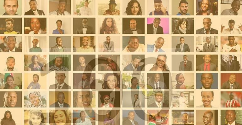 2016 100 Most Influential Young Africans Released