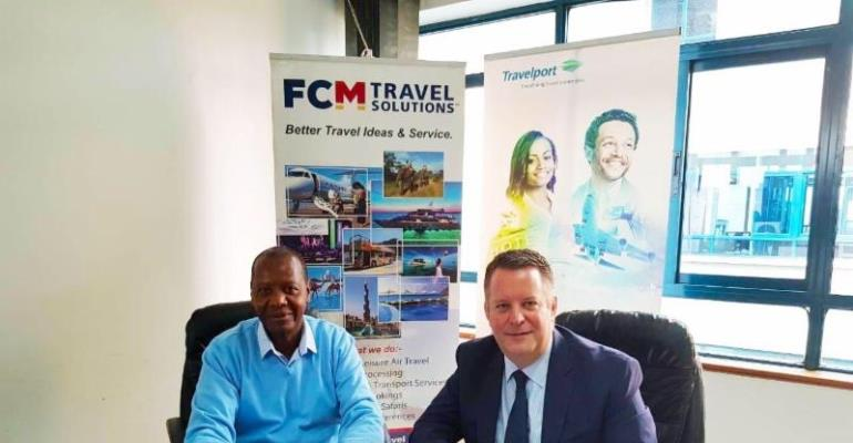 Fcm Travel Solutions Expands Technology Partnership With Travelport