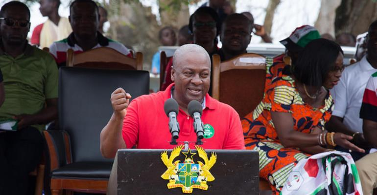 Montie 3 pardon: Mahama behaved like a party activist – Osei-Owusu