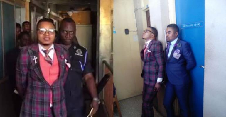 Obinim Arrested For Defrauding Under False Pretence