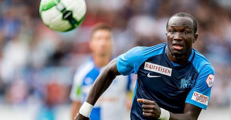 FC Zurich not in haste to find replacement for Brighton-bound Raphael Dwamena