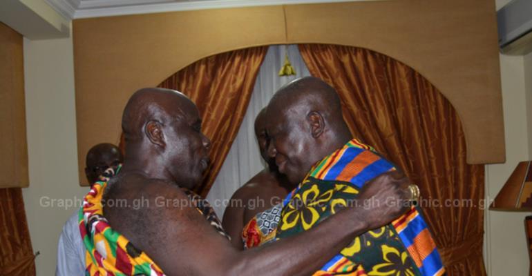 Okyeman And Asanteman Unity; Good For Ghana But Bad For NDC
