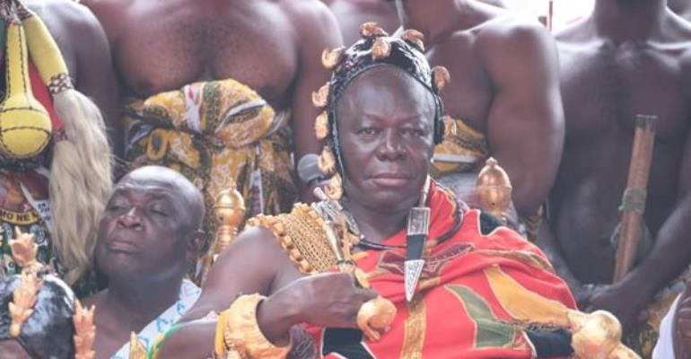 Asantehene Wants Role Of Traditional Rulers Defined In The Constitution