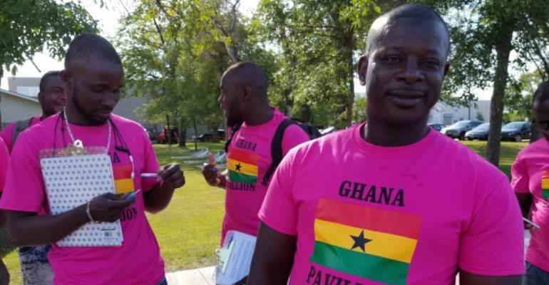 Canada: Eight Ghanaian gays protest treatment in Ghana