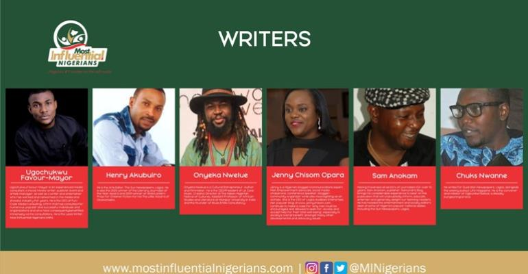Most Influential Nigerians—MIN Unveils New Logo, Editorial Team