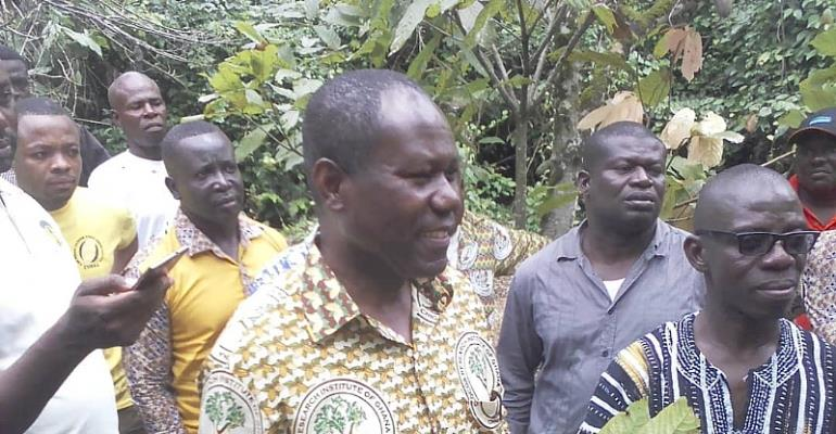 Hon. Joseph Boahen Aidoo