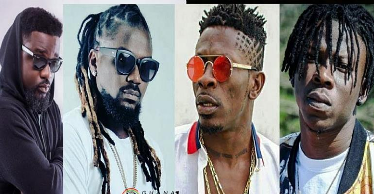 Crabology Syndrome: The Greatest Force Eating Away Ghana's Music Industry!