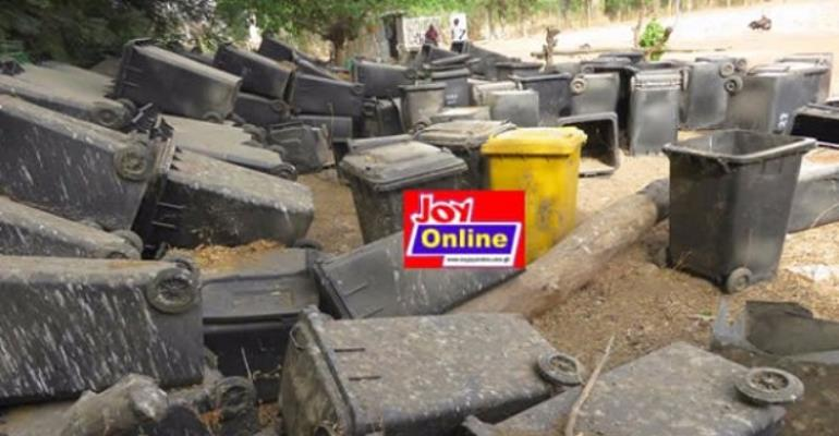 Ministry Abandoned Waste Bins, Awarded $74m Contract For More