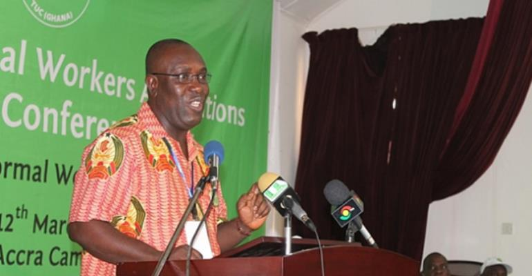 Publish details of SSNIT's $72 million audit – TUC to Board
