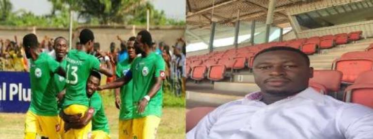 'Aduana Stars would beat Hearts on Wednesday'- Elvis Poku