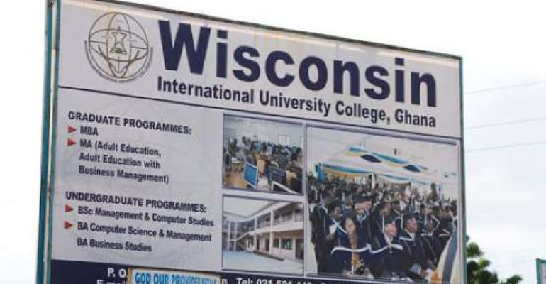 Prof. Mireku appointed Vice-Chancellor of Wisconsin University College