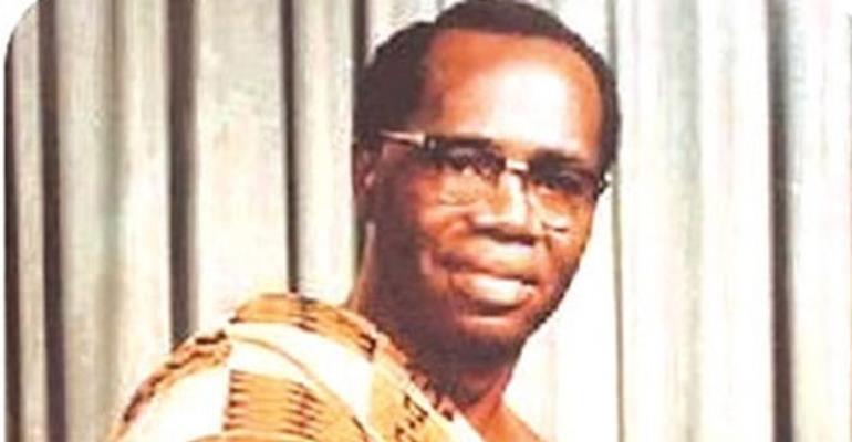 Dr. K.A Busia