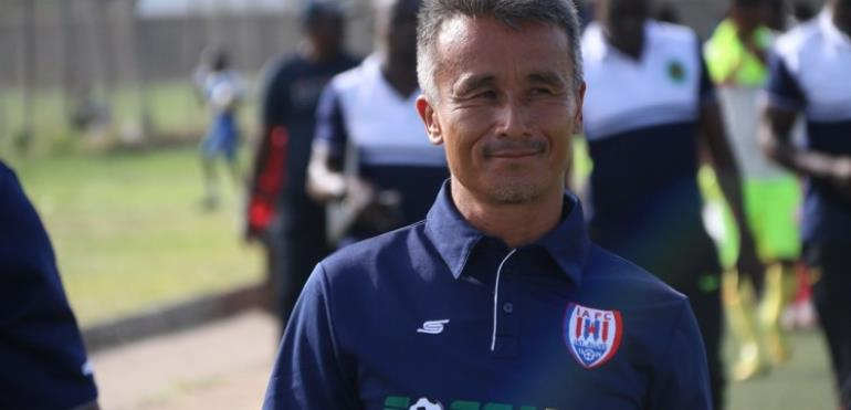Kenichi Yatsuhashi Set To Leave Aduana Stars After Confederation Cup Exit
