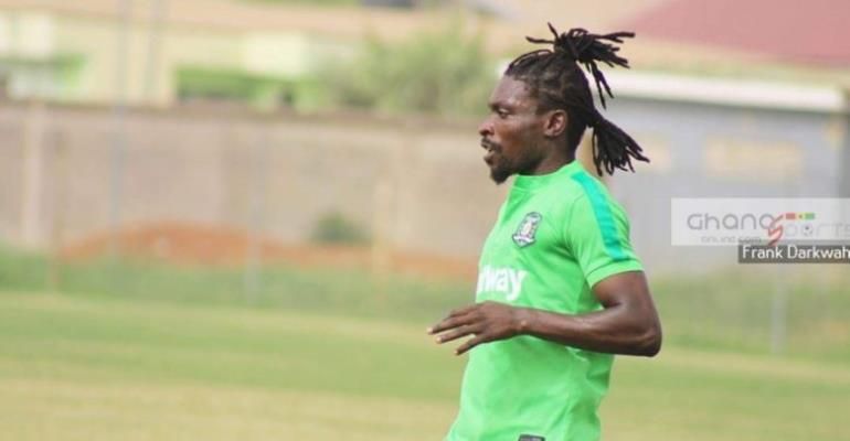Aduana Stars Defender Paul Aidoo Refutes Claims Of Staking Bet In Their 6:0 Defeat To Raja Casablanca