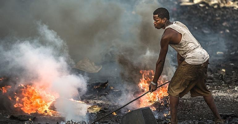 """""""Welcome To Sodom""""...Agbobloshie-Ghana, Now in German Cinemas"""