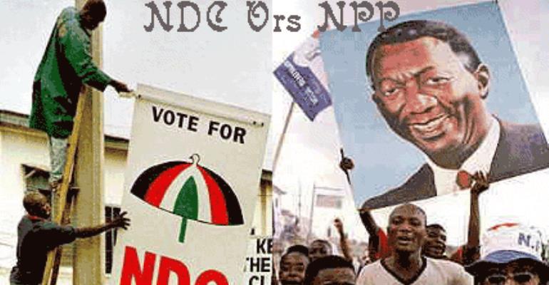 NPP, NDC Clash In Tamale