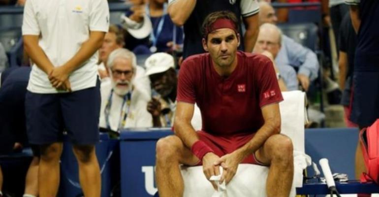 US Open 2018: Federer Knocked Out By Australian John Millman