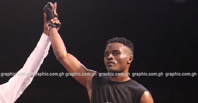 My Son Has Been Over Pampered — Azumah Nelson