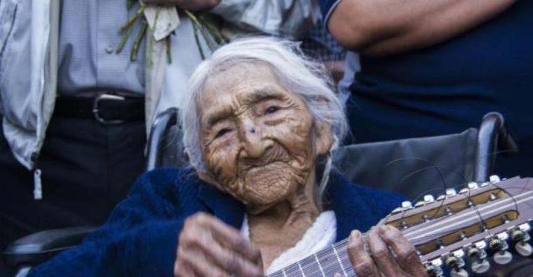 Almost 118 Years Old: Bolivian Woman Is Probably The Oldest Person In The World