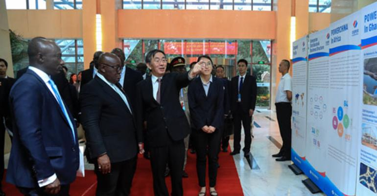 Xi denies China is spending money on African 'vanity projects'