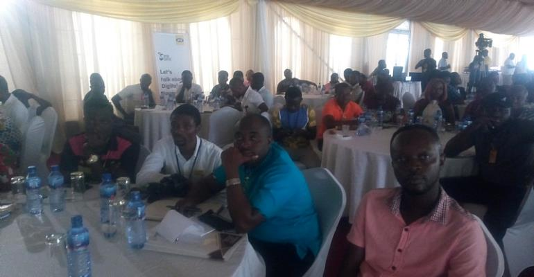 MTN Holds Online Creative Content Training