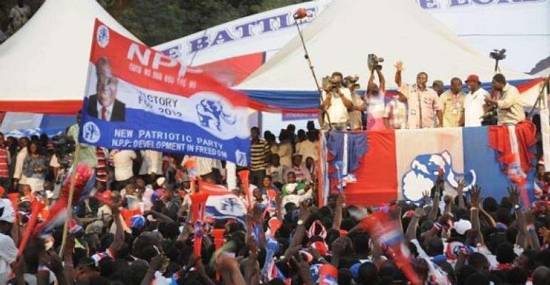NPP Communicators Boycott Party Activities Over Cash