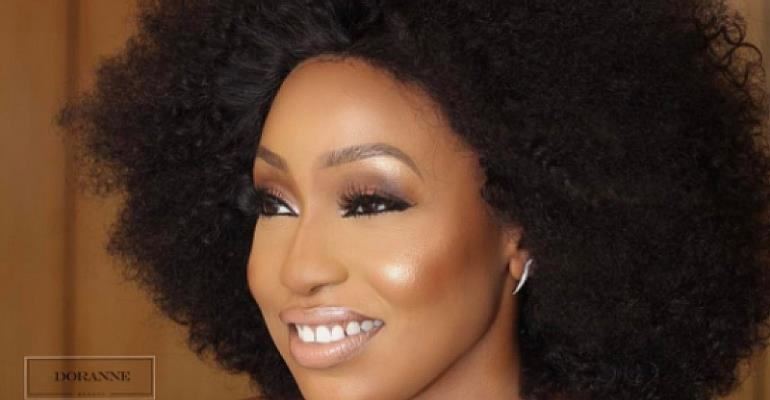 I like it when a movie role scares me -  Rita Dominic