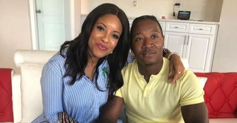 Joselyn Dumas Hangs Out With American Rap Star Young Joc
