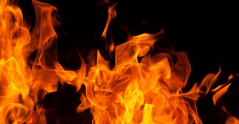Akwatia Supermarket Ravaged By Fire