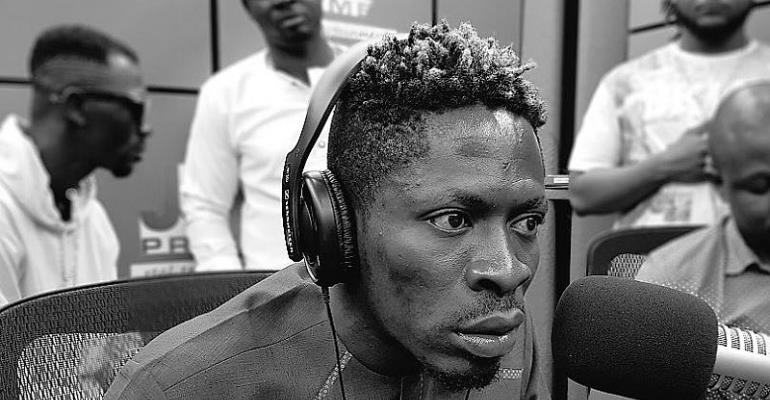 Shatta Wale Ignites Beef Against Sarkodie, Says Rapper Has Disrespected Him