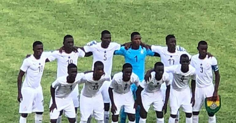 WAFU U17: Niger 0-0 Ghana