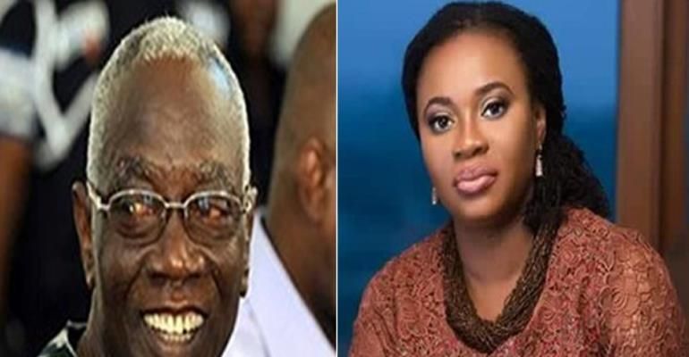 Afari Gyan-Charlotte Osei Transition To Blame For EC Crisis