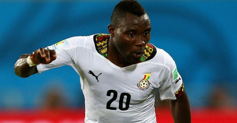 2019 AFCON Qualifiers: Asamoah, Two Others Join Ghana Squad Ahead Of Kenya Clash