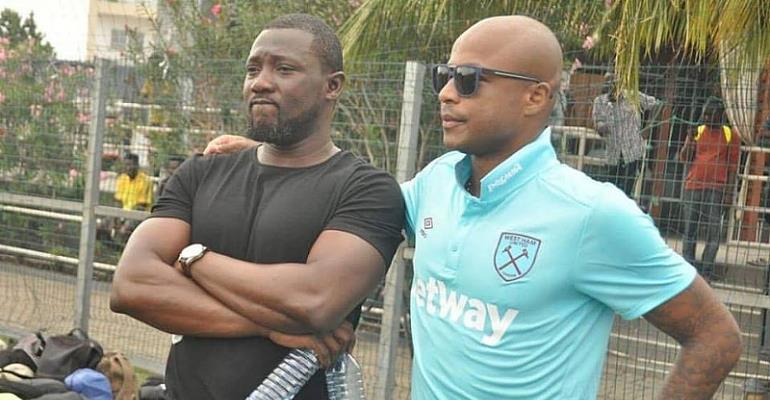 Ayew's Spokesperson Slams Black Stars Coach Kwesi Apiah; Insists He Is Not A Good Manager