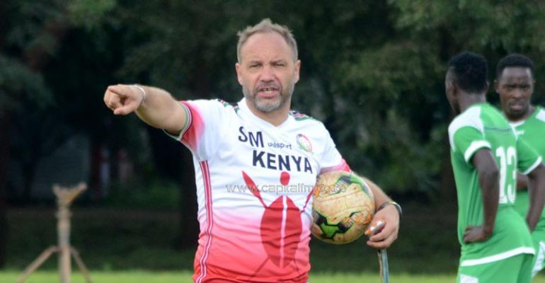 Kenya Coach Sebastien Migne Lambastes Victor Wanyama For Ghana Snub