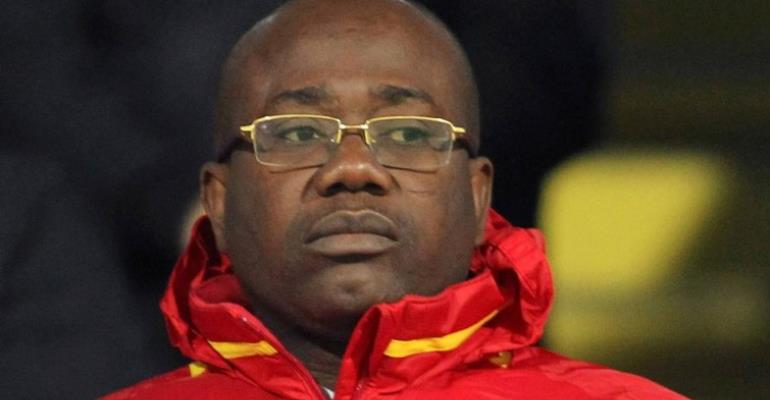 Ghana's former football association president, Kwesi Nyantakyi
