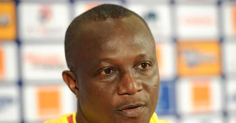 Coach Kwesi Appiah Insists The Weather In Ethiopia Will Help Acclimatize Ahead Of Kenya Clash