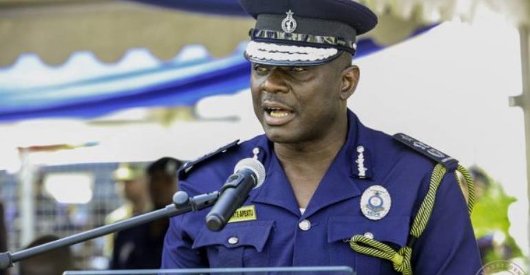 IGP, David Asante Apeatu