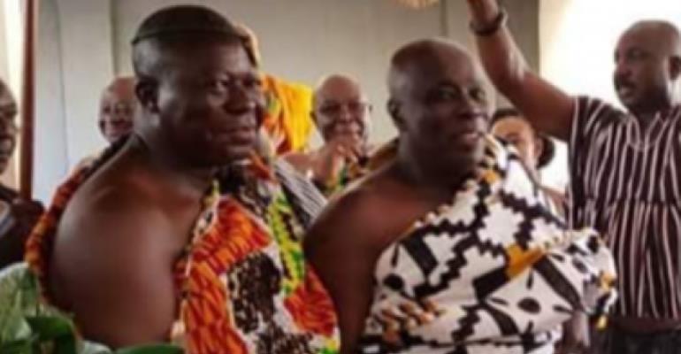 Asante and Akyem finally Unite