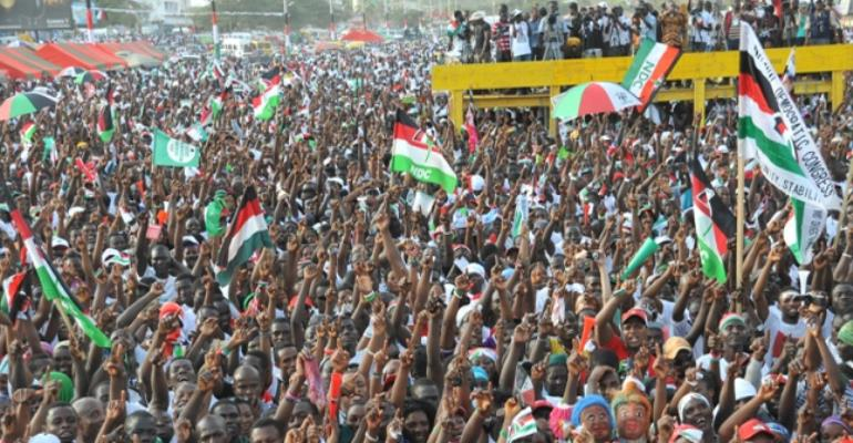 Opposition NDC At It Again!!