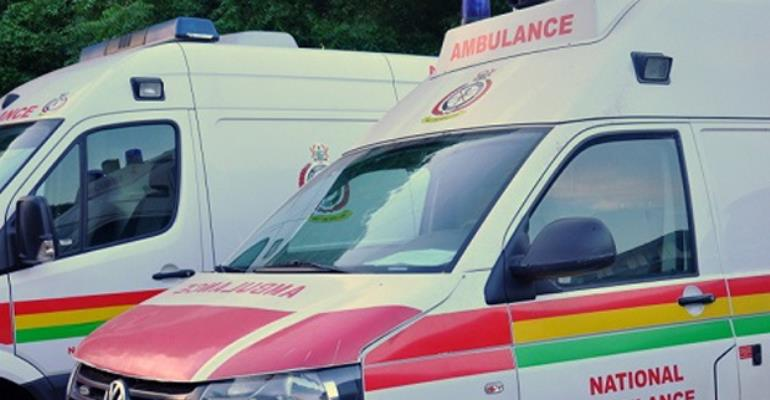E/R: Ambulance Service Cars Broken Down Still Unrepaired