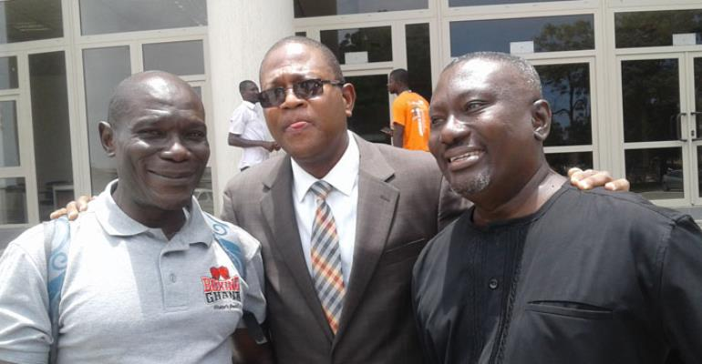 GBA Chief Hails Boxing League Return
