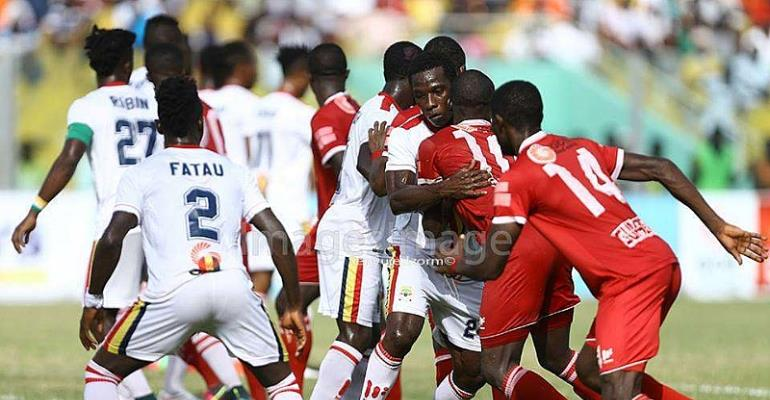 Hearts Pulling Out Of J.A Kuffour Cup Is Disappointing – Kotoko Director