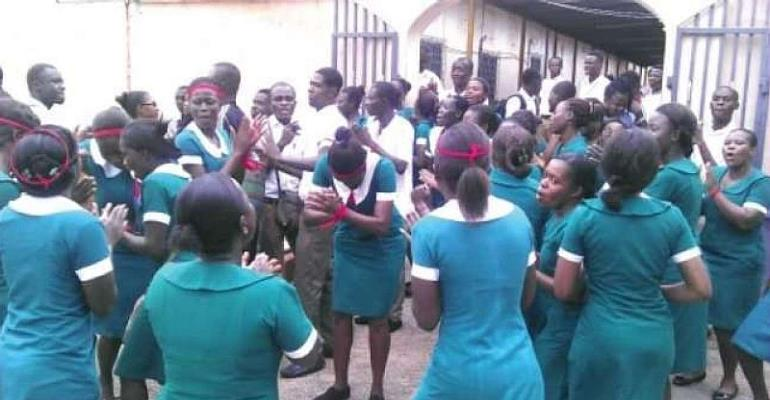 '14,000 Jobless Nurses And Midwives To Be Employed Soon' - MoH