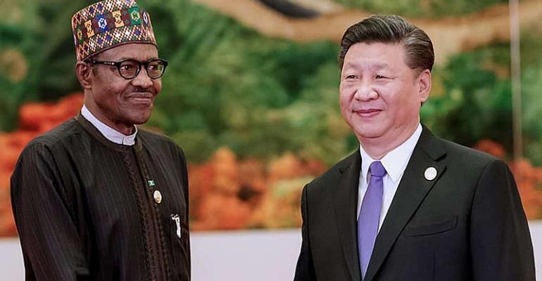 Nigerian Leader Muhammadu Buhari Is Seeking Chinese President's Support For The Country's 3,050mw Mambilla Hydro Project