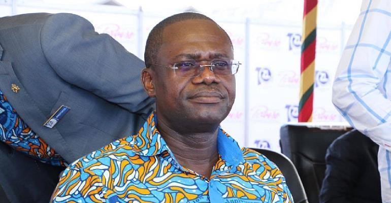 Joseph Siaw Agyepong is the Chairman of the Jospong Group of Companies AND CEO of the Jospong Group
