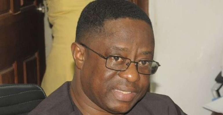 If You Disrespect Me I Will Sack You - Amewu Threatens State CEOs