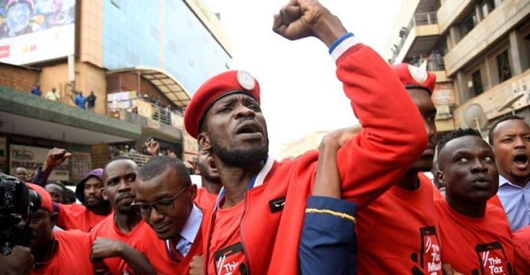 From Uganda's Filthy Cell To 100 Most Influential Young Africans List – The Rise And Rise Of Bobi Wine