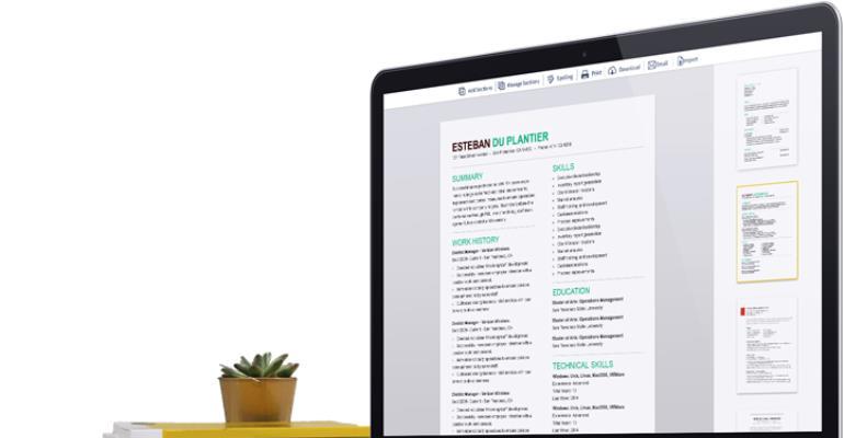 4 great websites to help build your resume