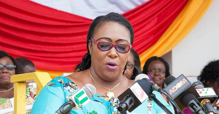 Hon. Tina Mensah Declared The Most Effective  And Efficient Appointee –TDRI